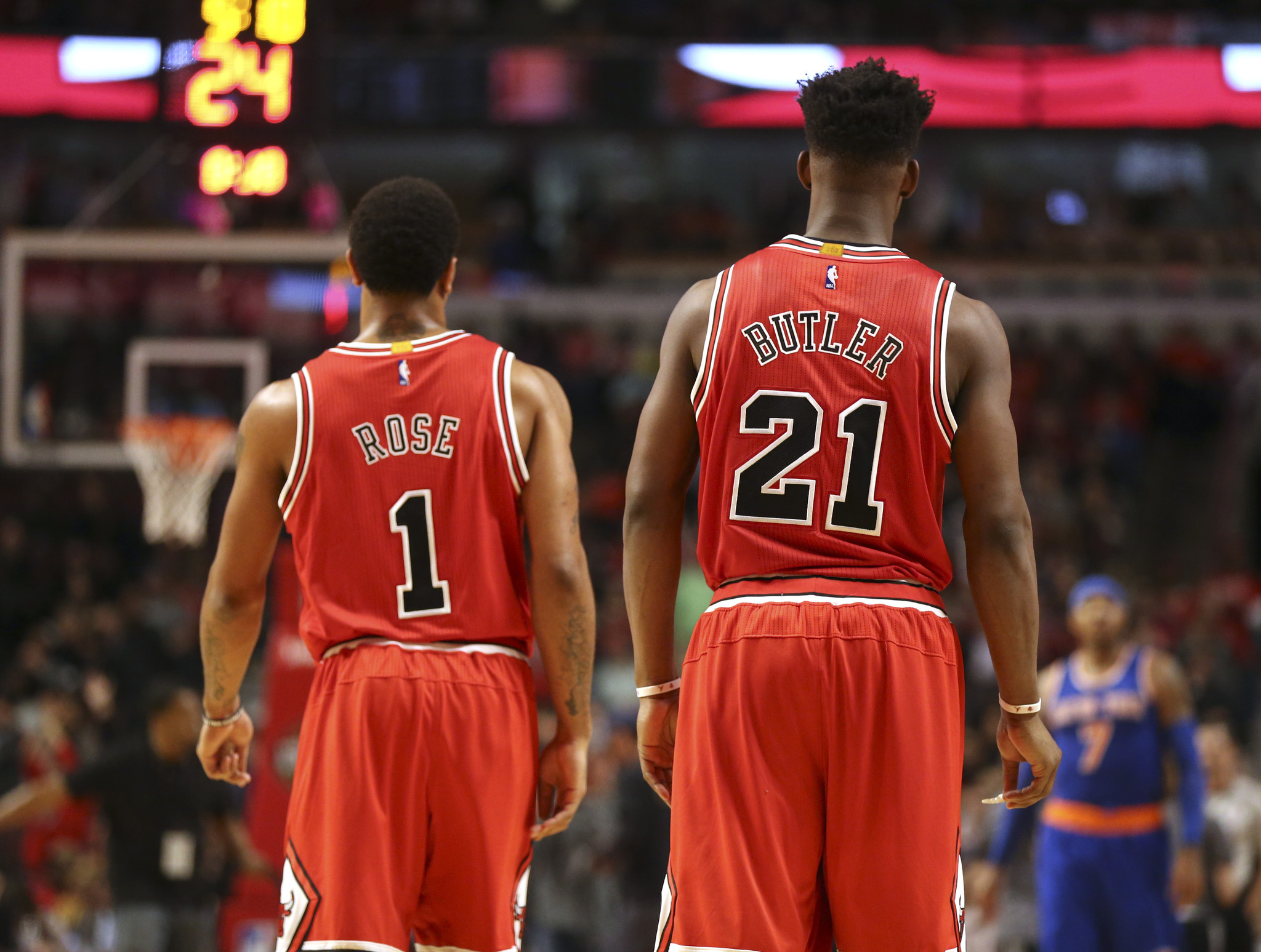 a0345dad7c8a Questions remain about Derrick Rose and Jimmy Butler s ability to co-exist  - Chicago Tribune