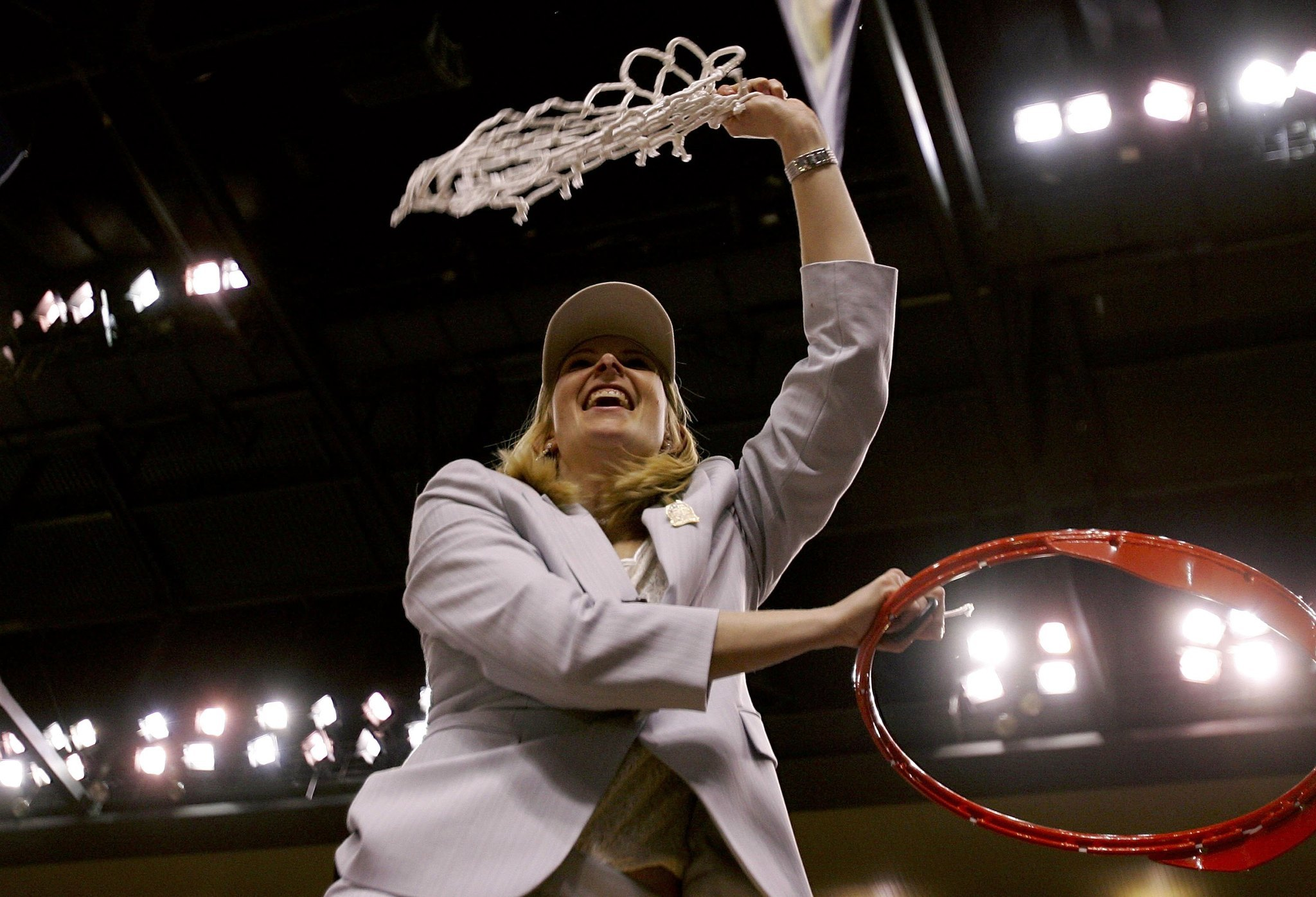 Ten years ago today, Maryland women's basketball won its ...