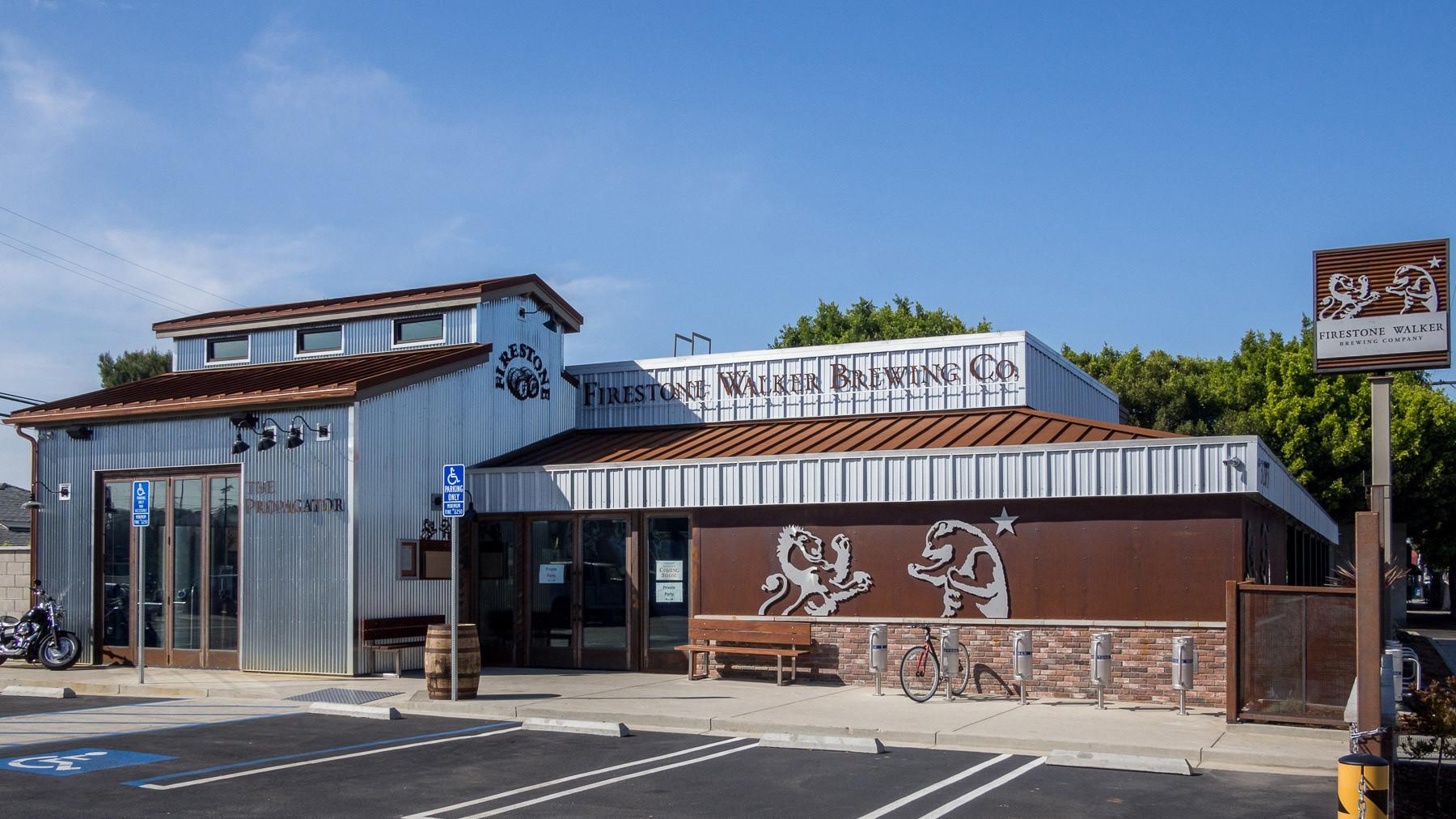 Firestone Walker Brewing Opens Taproom Restaurant In