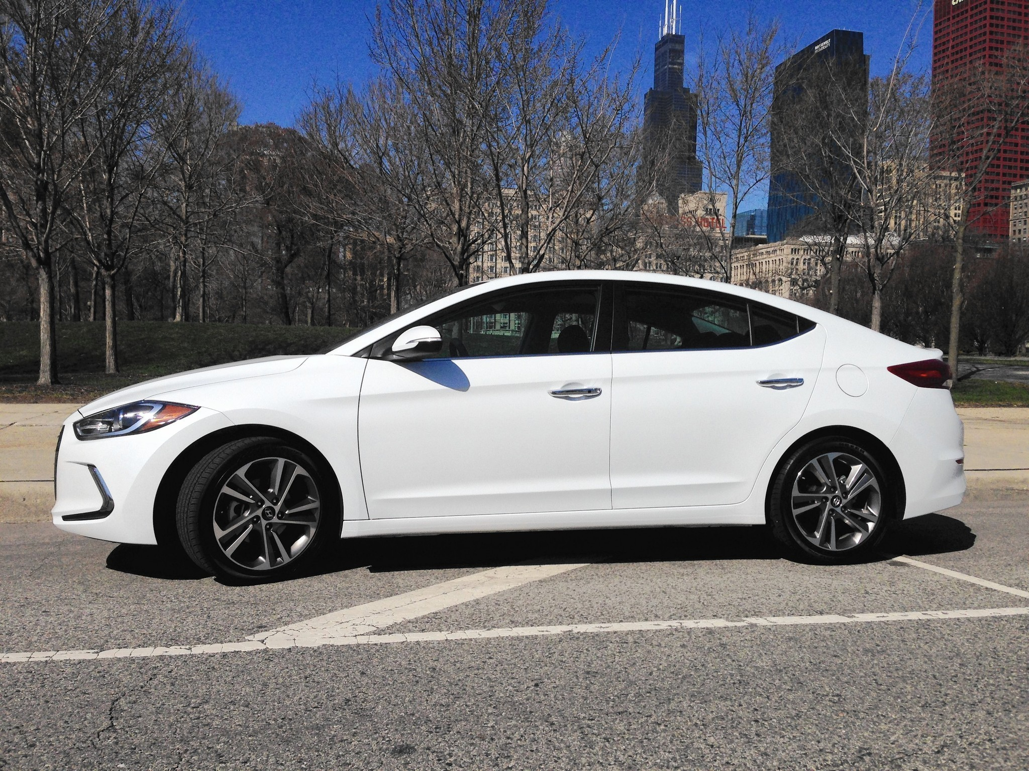 2017 Hyundai Elantra Packs More Tech Than The Compact