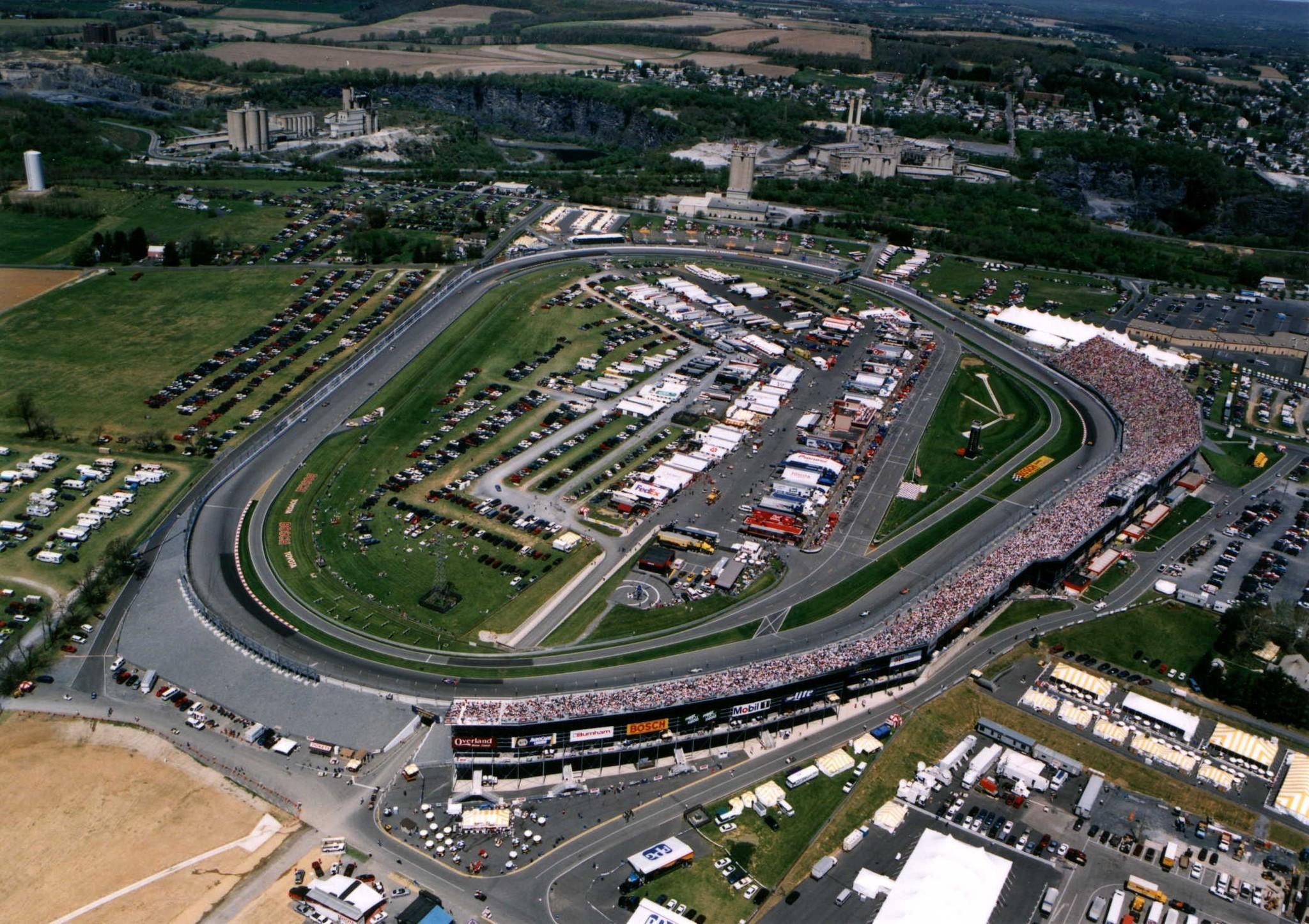 Nazareth Speedway - Baltimore ...
