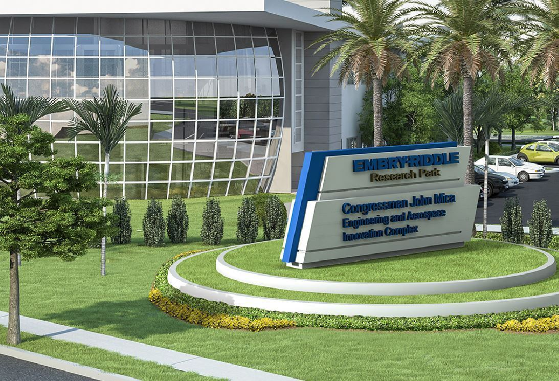 Embry Riddle Names New Tech Hub Micaplex After