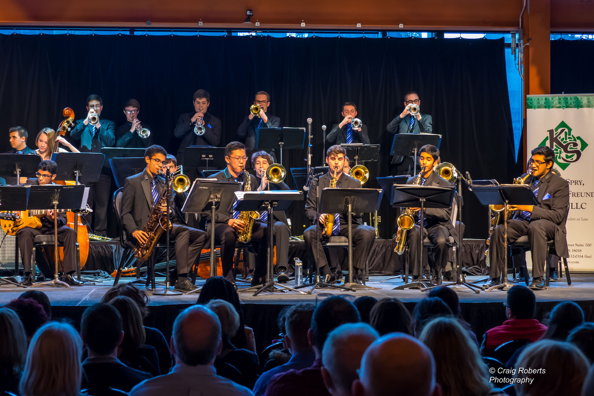 North Penn Jazz Band Wins Steelstacks Showcase Invited To New