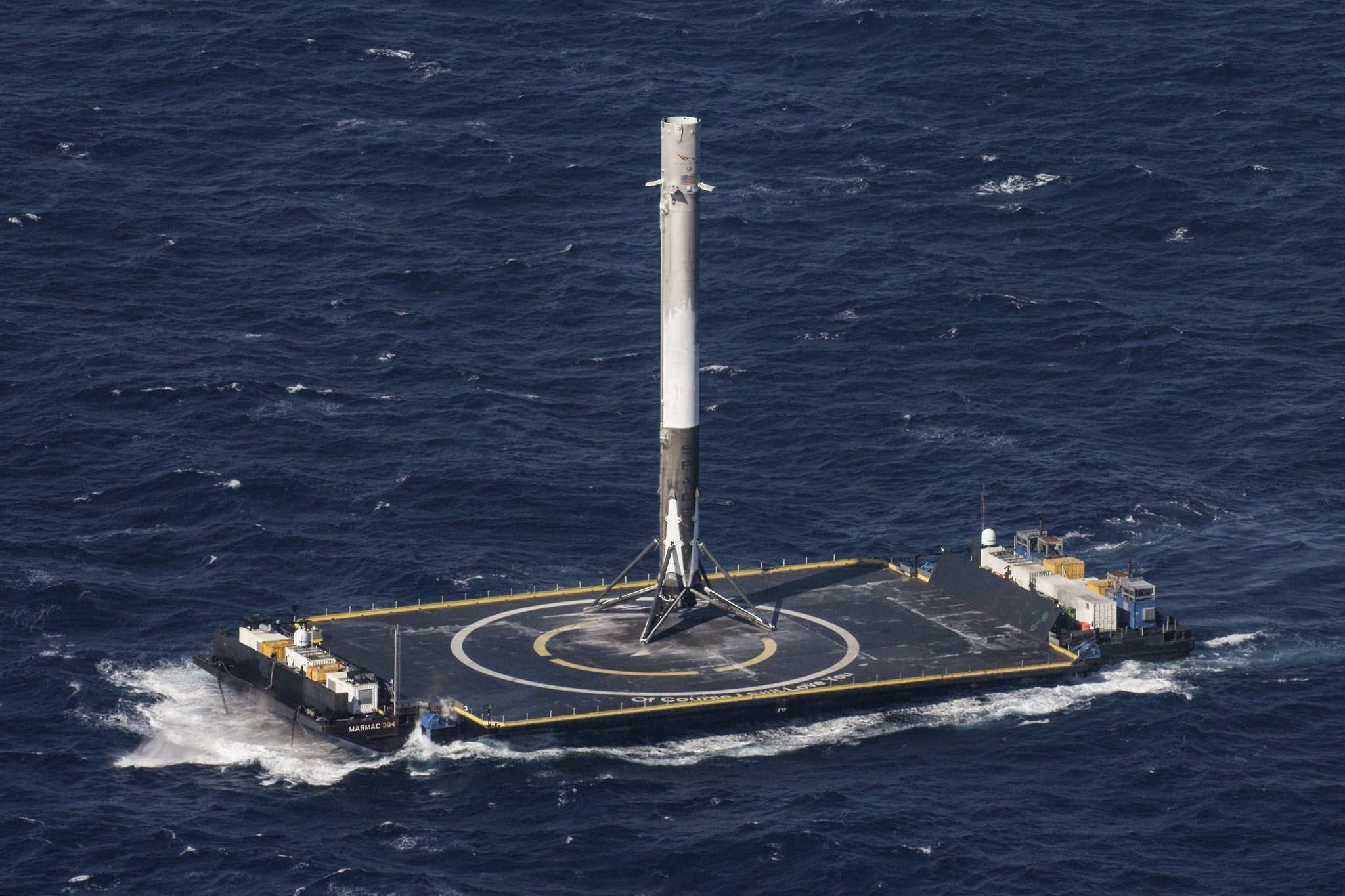 What's next for SpaceX and the Falcon 9 rocket that landed ...