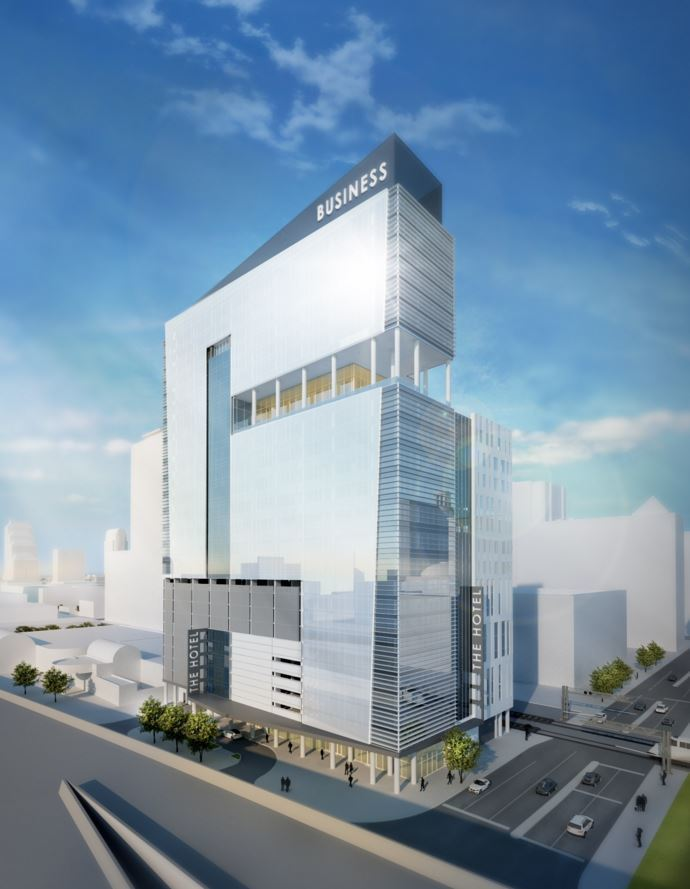 Tremont Tower Downtown Hotel To Be Orlando S First With Ac