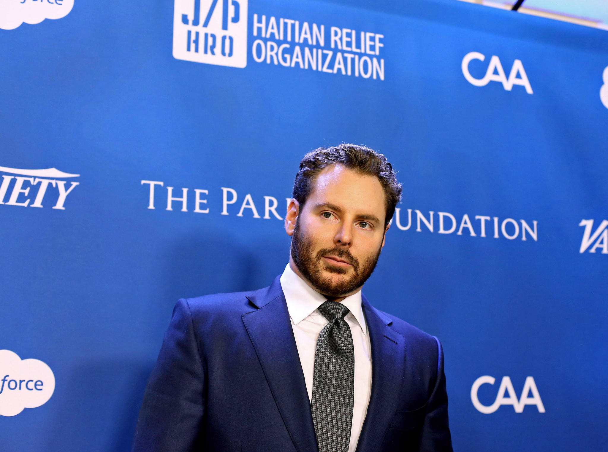 Sean Parker's proposed Screening Room would give users access to films the day that they're released in theaters, for $50 each. (Michael Tran / FilmMagic)