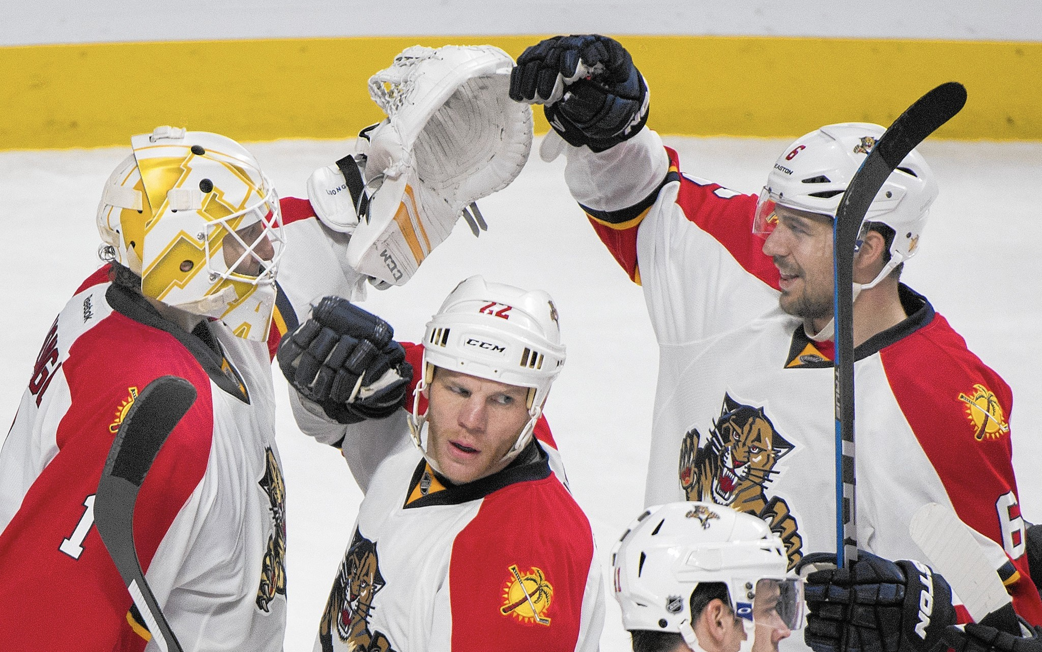 ff9a4f19456 Roberto Luongo and Panthers veterans hungry for a Stanley Cup - Sun Sentinel