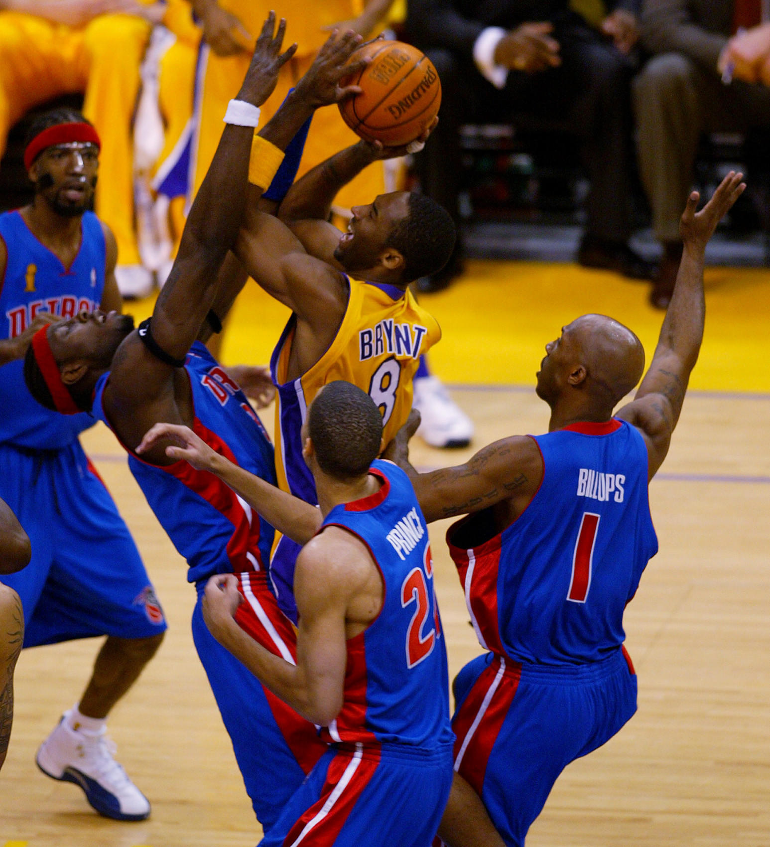 How Did Kobe Bryant Do In The NBA Finals? Here's A Look At