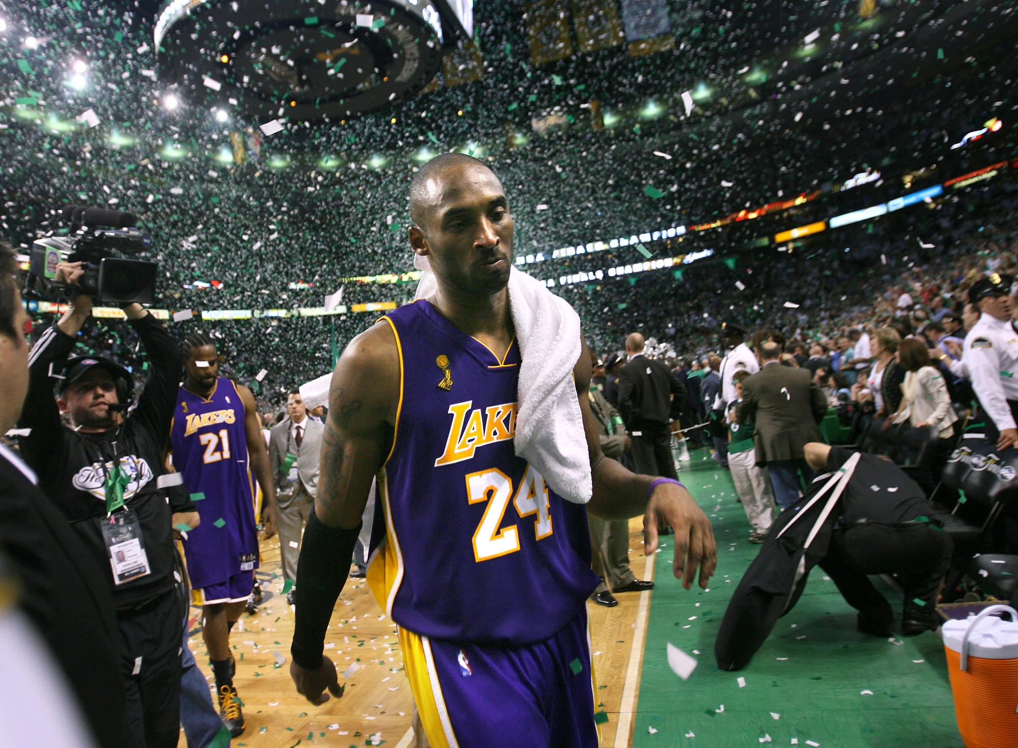 Kobe Bryant had a 5-2 record in NBA Finals - Los Angeles Times