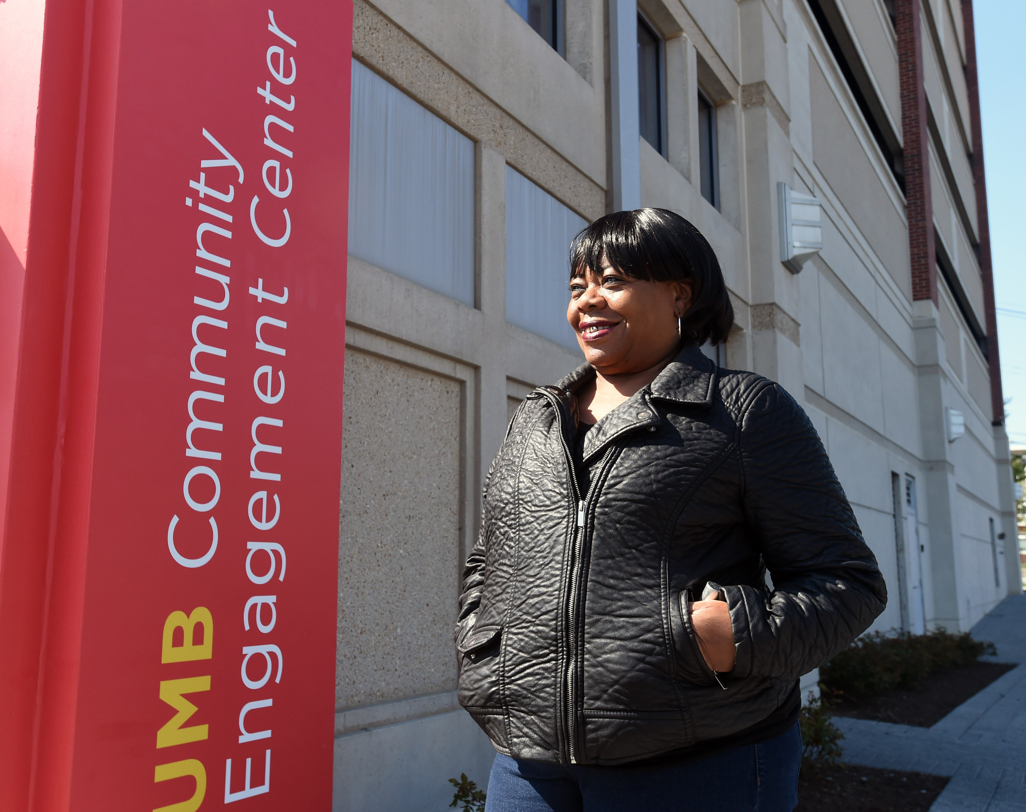 University Of Maryland Baltimore Opens Community