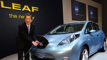 Electric Cars May Be Too Quiet For The Safety Minded