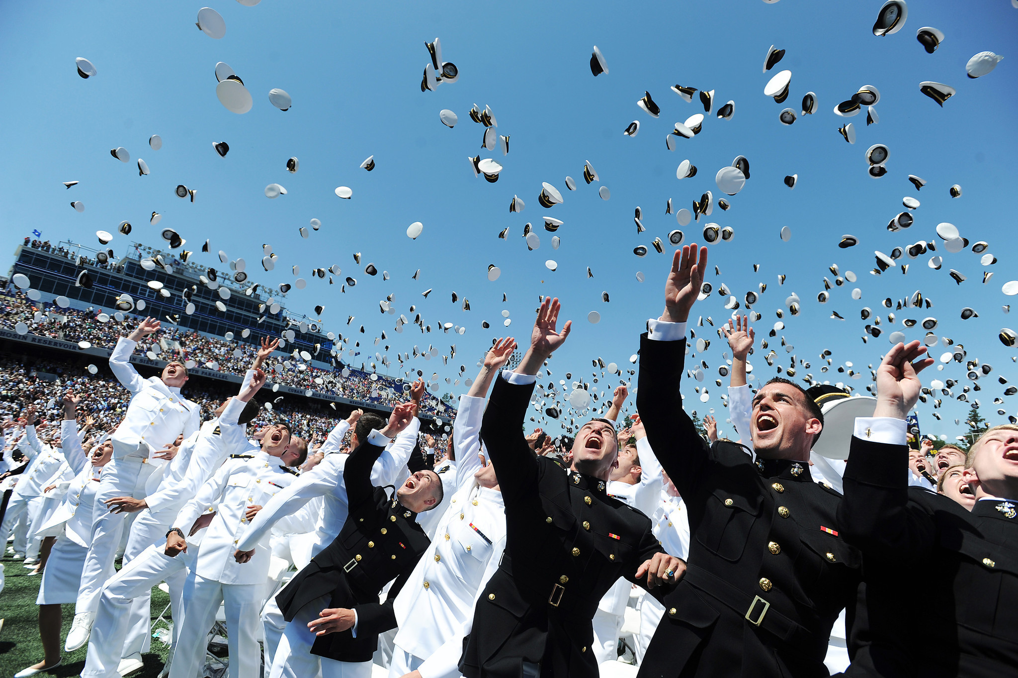 2016 Naval Academy Commissioning Week schedule of events ...