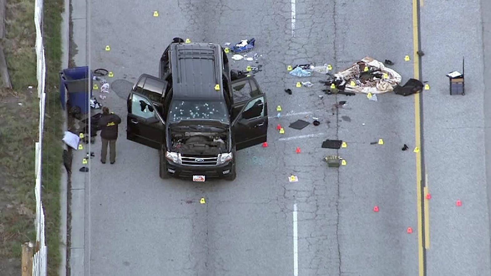 San Bernardino terror attack - Baltimore Sun