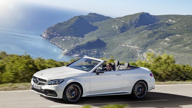 Cool New Convertibles