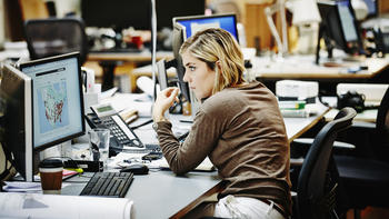 Women who don't negotiate could be making a smart choice