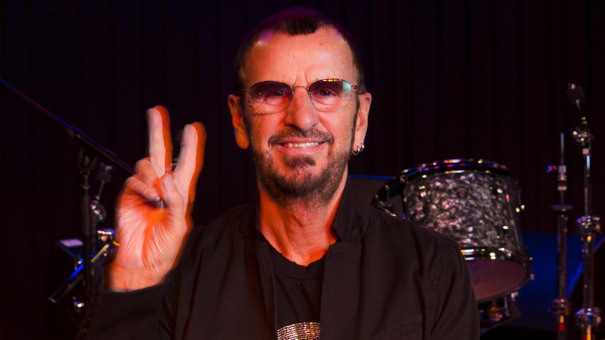 Ringo Starr in Hollywood in 2013.