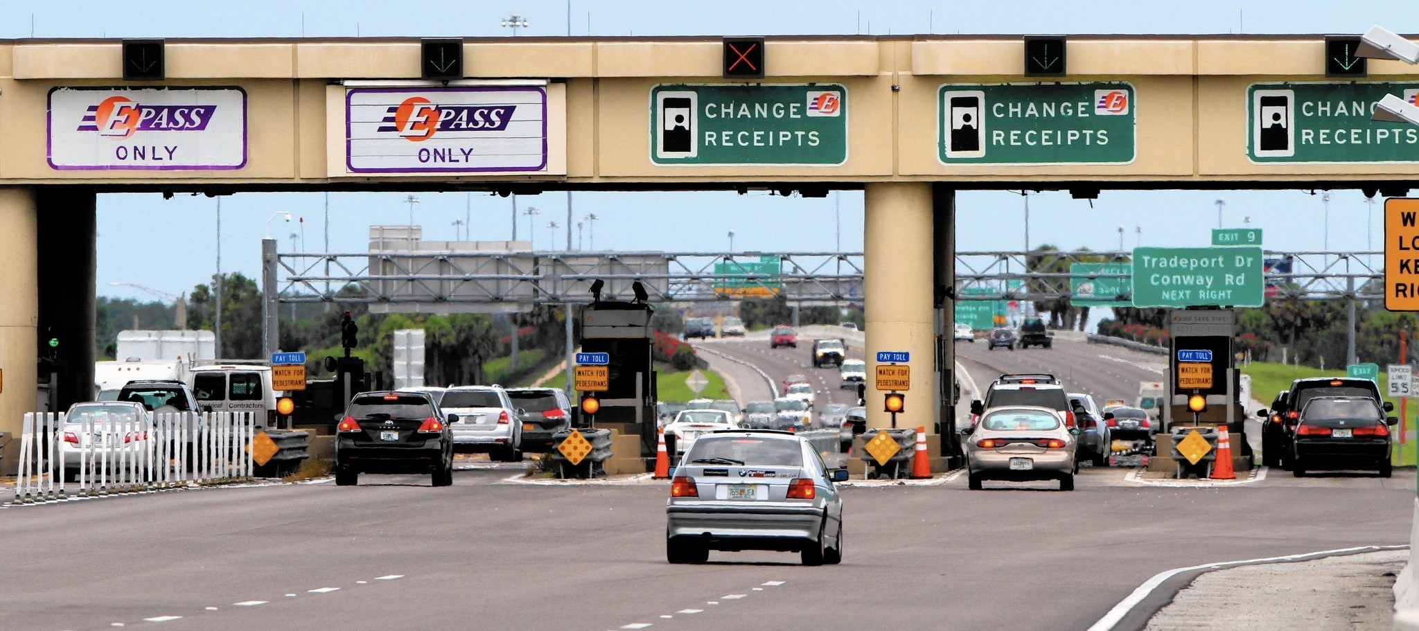 The Legacy Of Central Florida S Black Press: Motorists Who Use E-Pass To Get Bigger Discounts