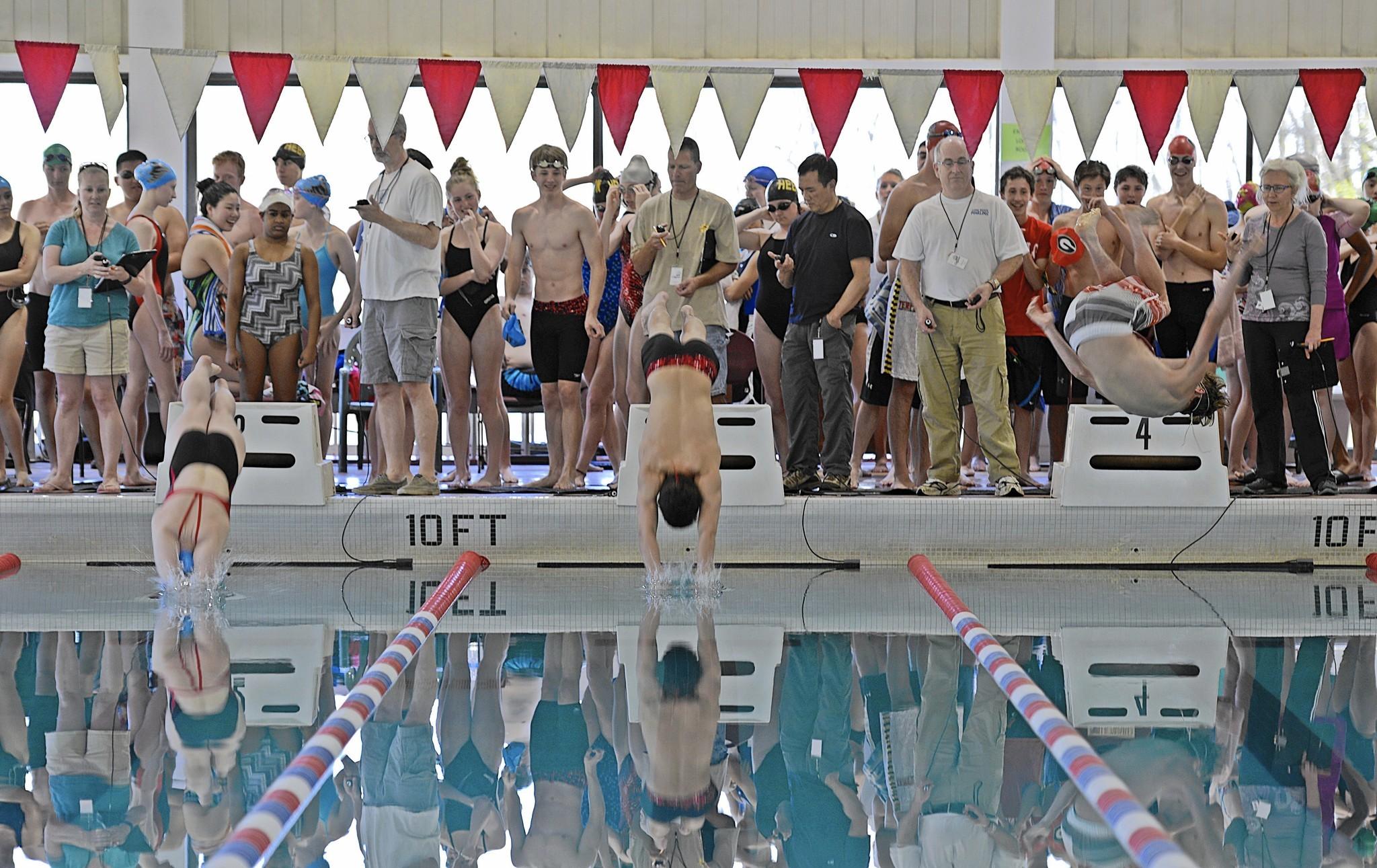 howard county invitational swim meet
