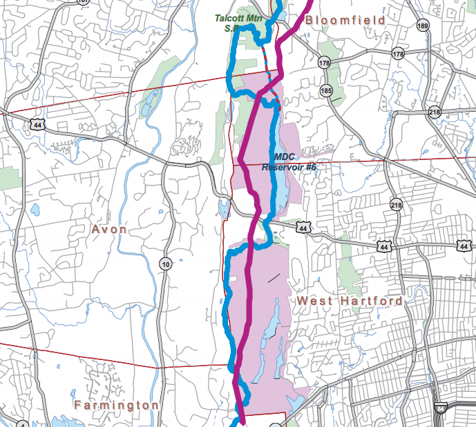 Controversial Natural Gas Pipeline Plan Withdrawn - Hartford Courant