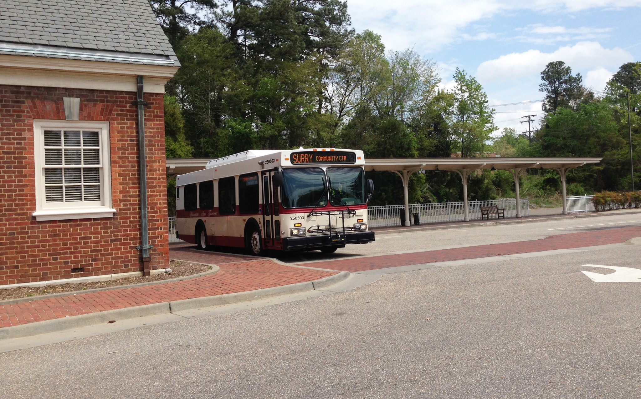 wata considering several route changes - the virginia gazette