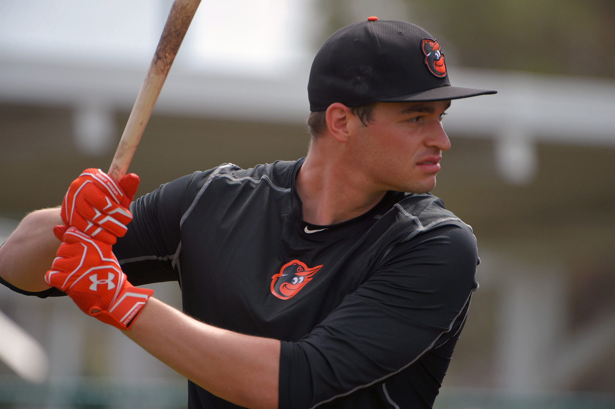 Orioles first base prospect Trey Mancini earns promotion ...