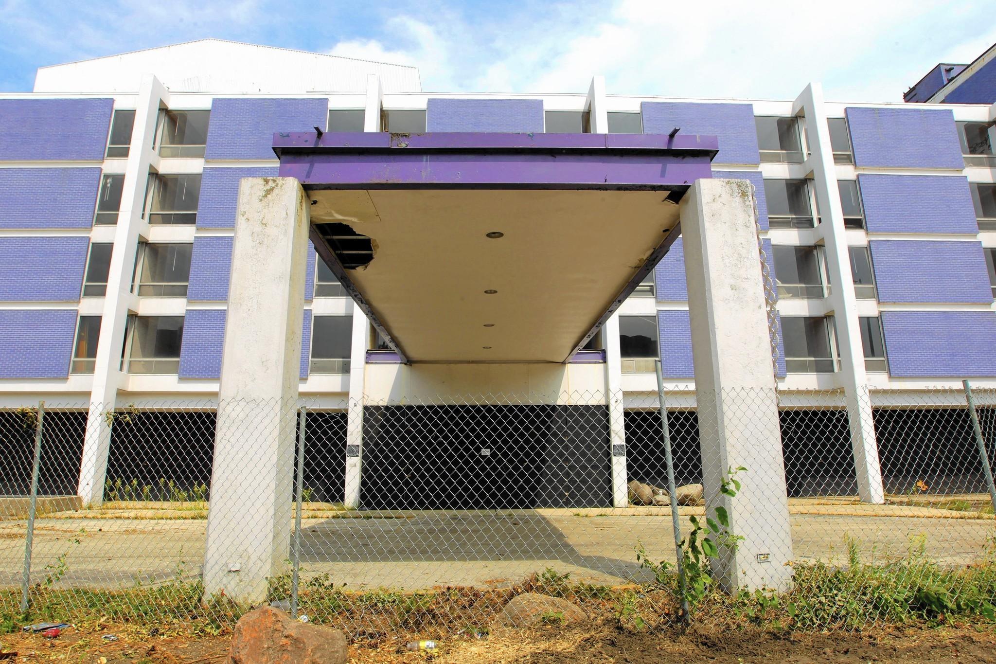 Developer Eyes Property Near Former Purple Hotel Site