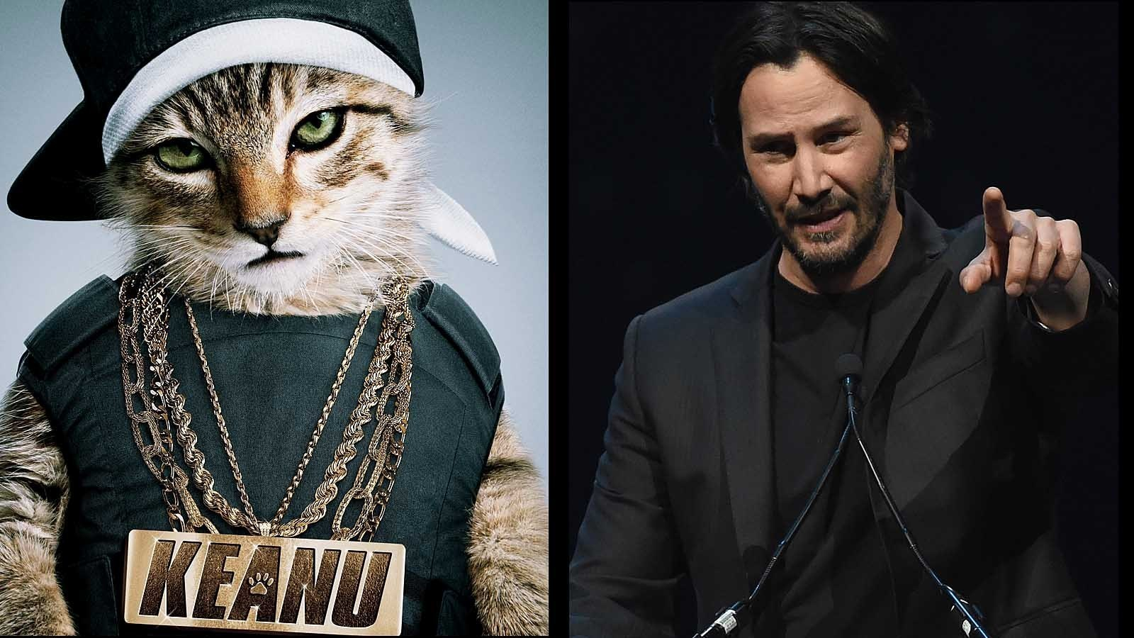 How Key and Peele got Keanu Reeves to voice a cat in ...