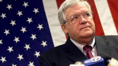 Timeline: Key events in the rise and fall of former U.S. House Speaker Dennis Hastert