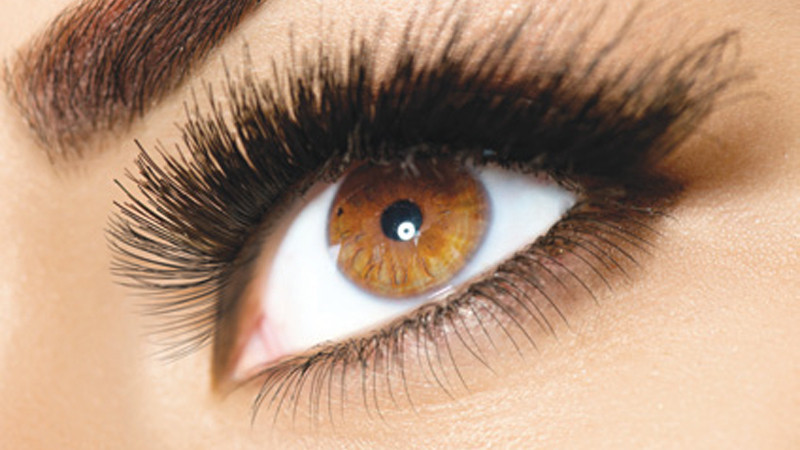 Lash Out Eyelash Extensions Could Put An End To Raccoon Eyes The