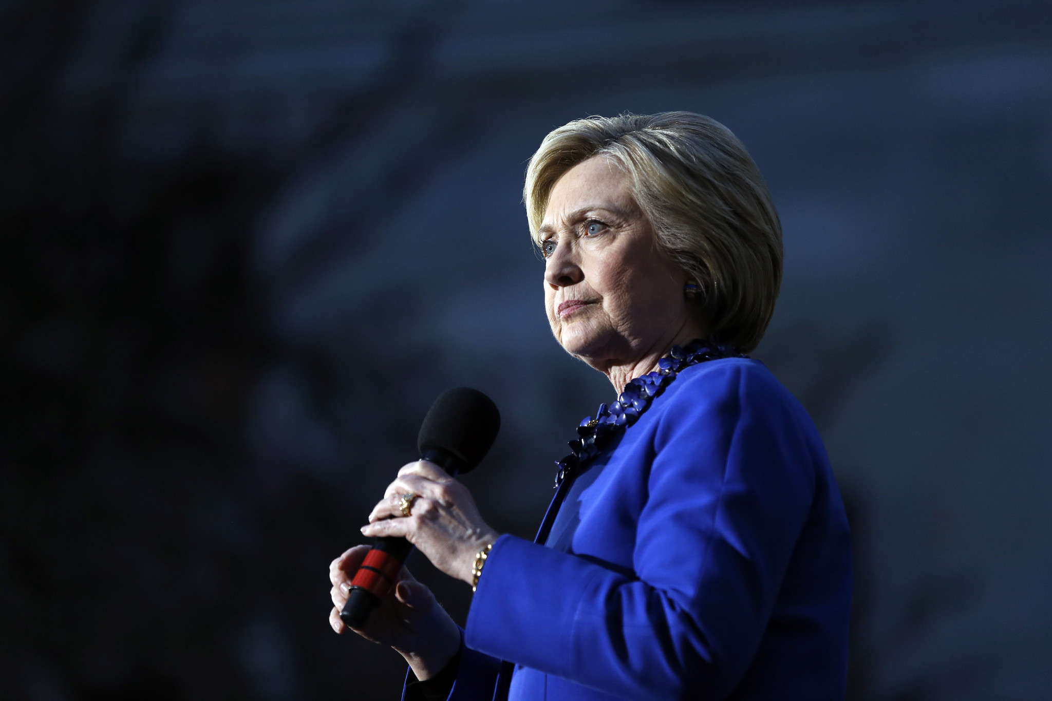 What Hillary Clinton said behind closed doors - Chicago ...