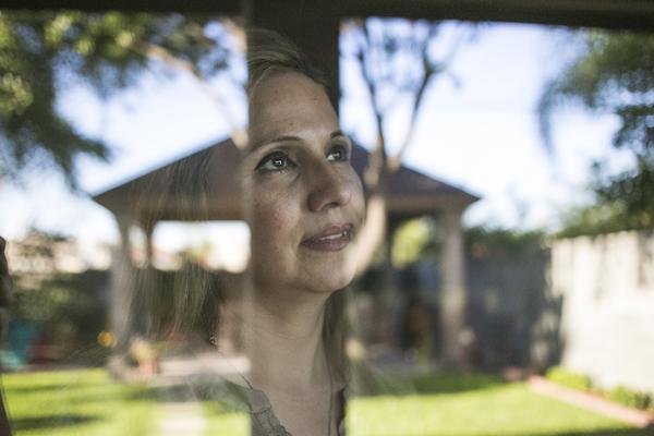 Patti Magnon of Laredo, Texas, began life across the border in its Mexican sister city, Nuevo Laredo.