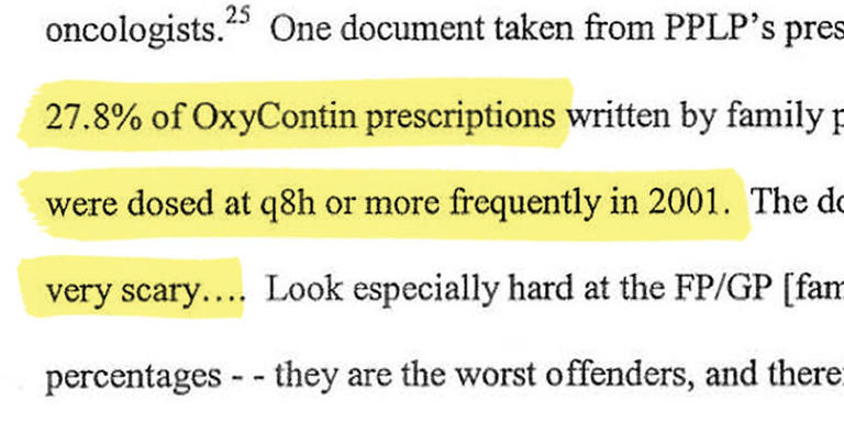 You Want A Description Of Hell Oxycontin S 12 Hour Problem