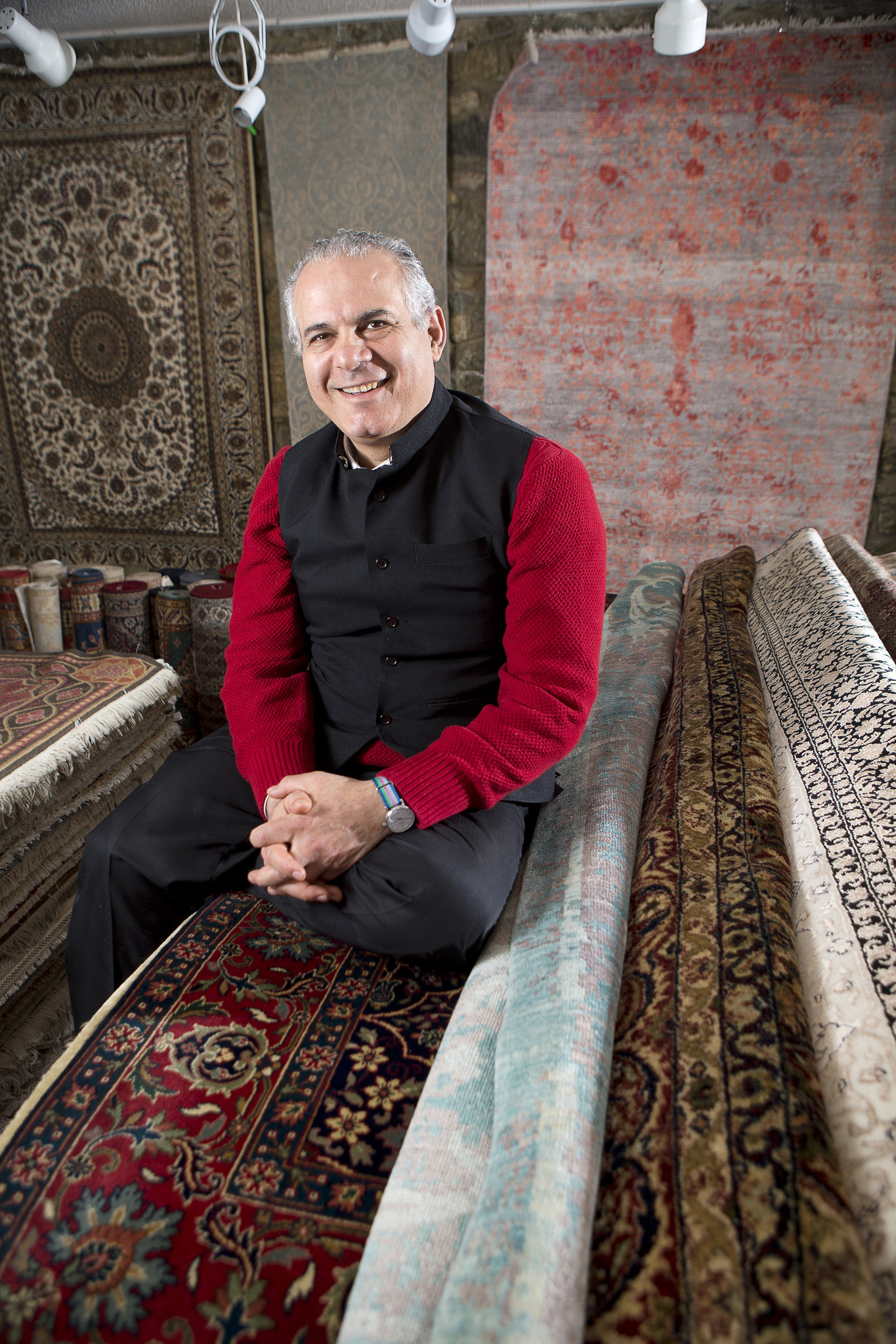 Main Street Oriental Rugs Brings An Ancient Art To Howard