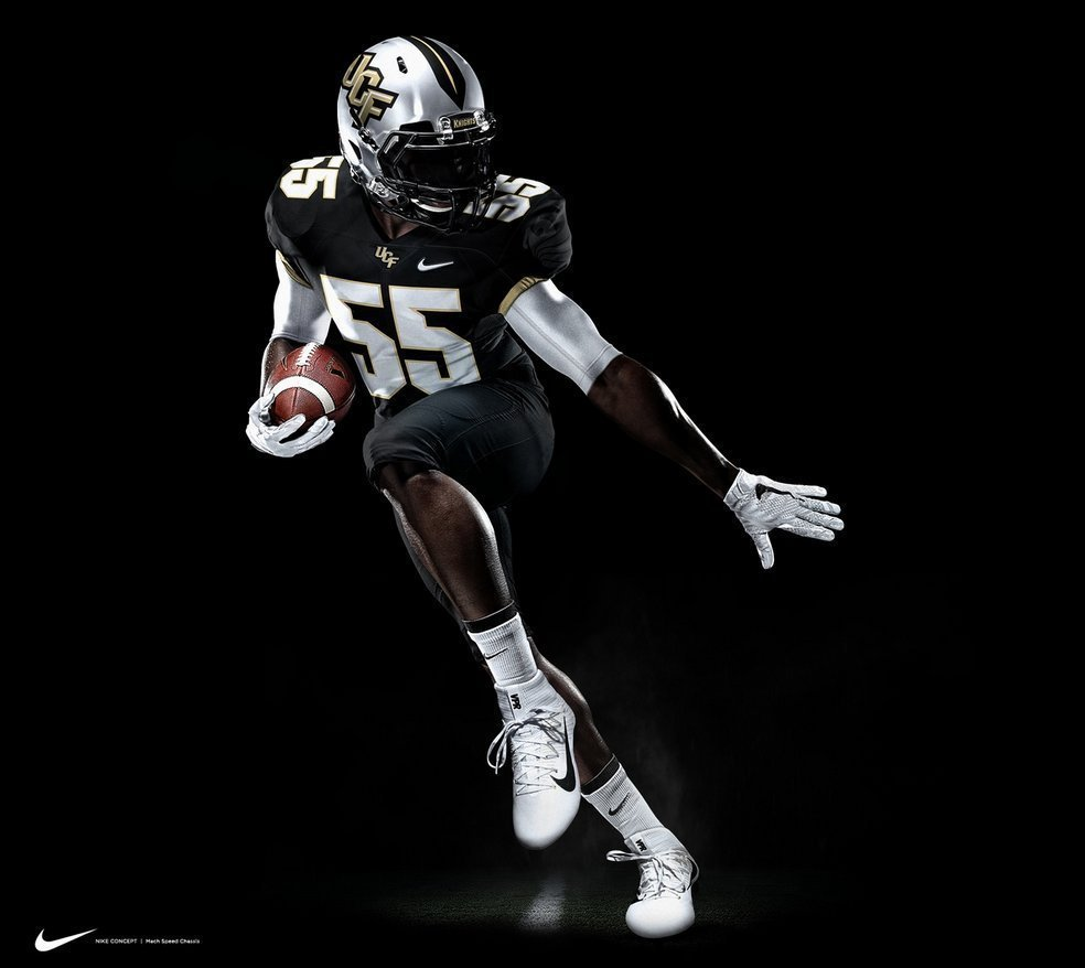 buy online ff23d 524ef UCF unveils new Nike football uniforms - Orlando Sentinel