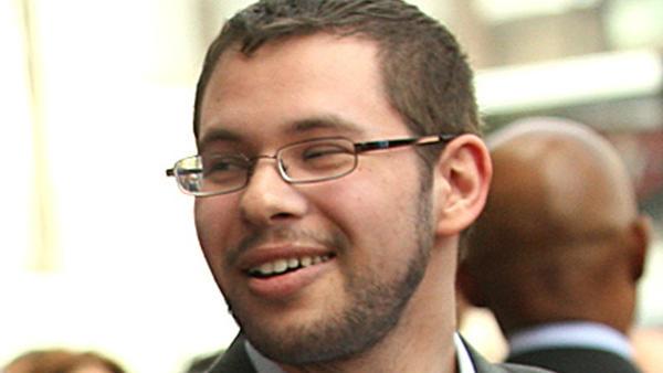 Sumner Redstone's grandson Tyler J. Korff.