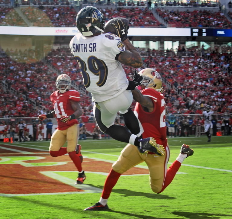 Taking A Look At The Ravens' Offensive Depth Chart