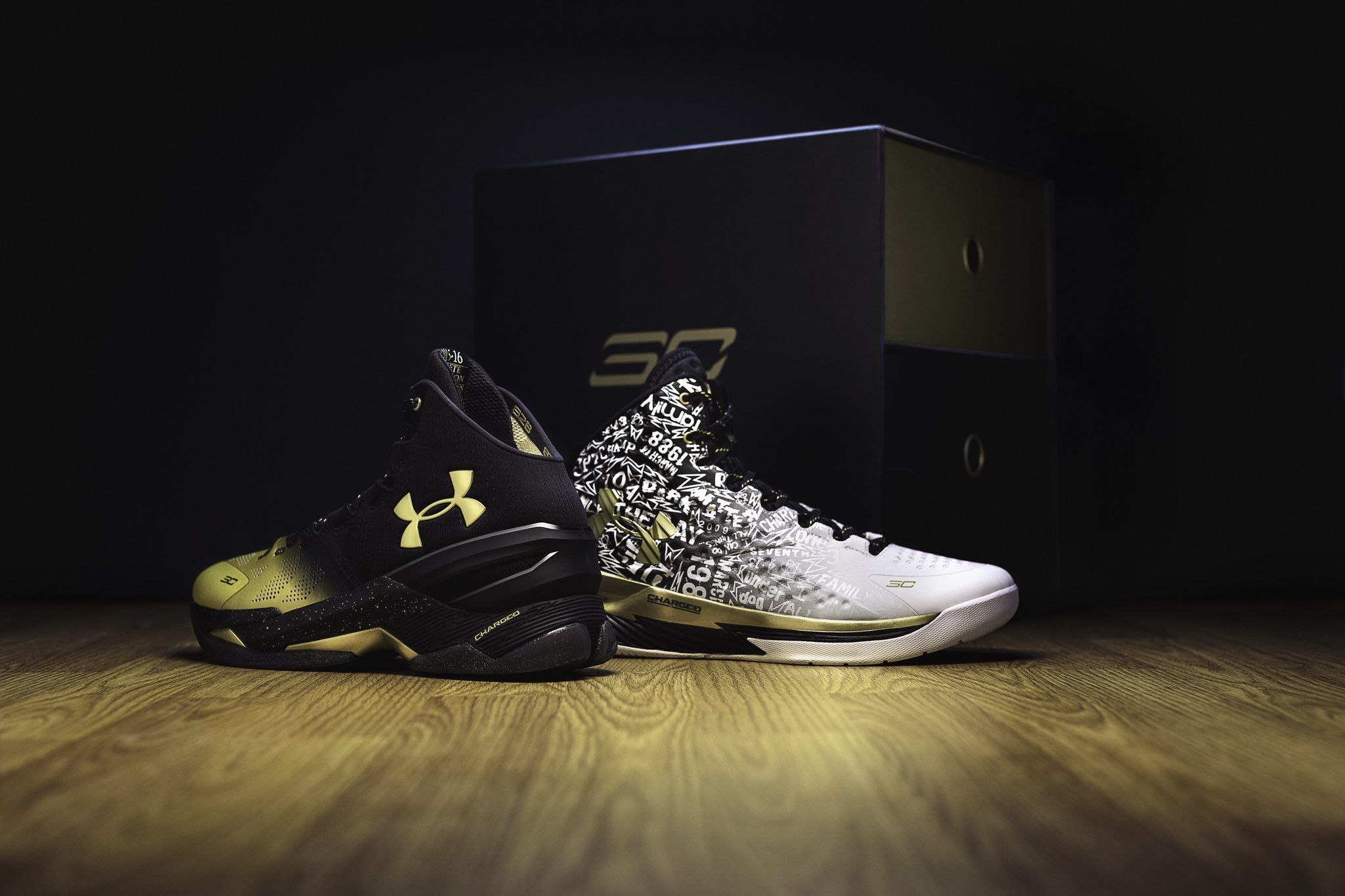 7557b758ab8d Under Armour sells out limited edition Curry shoes online after MVP  announcement - Baltimore Sun