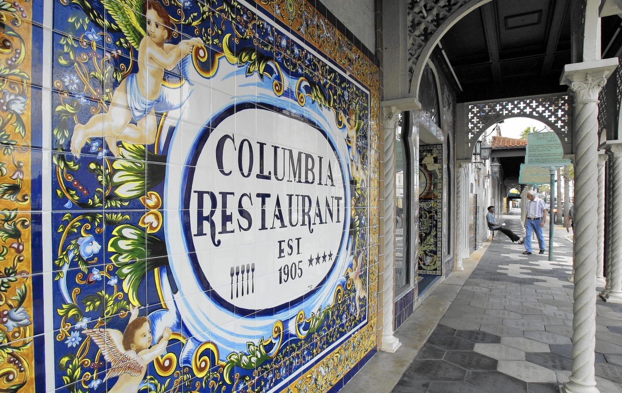 Columbia Restaurant Shows Ybor City