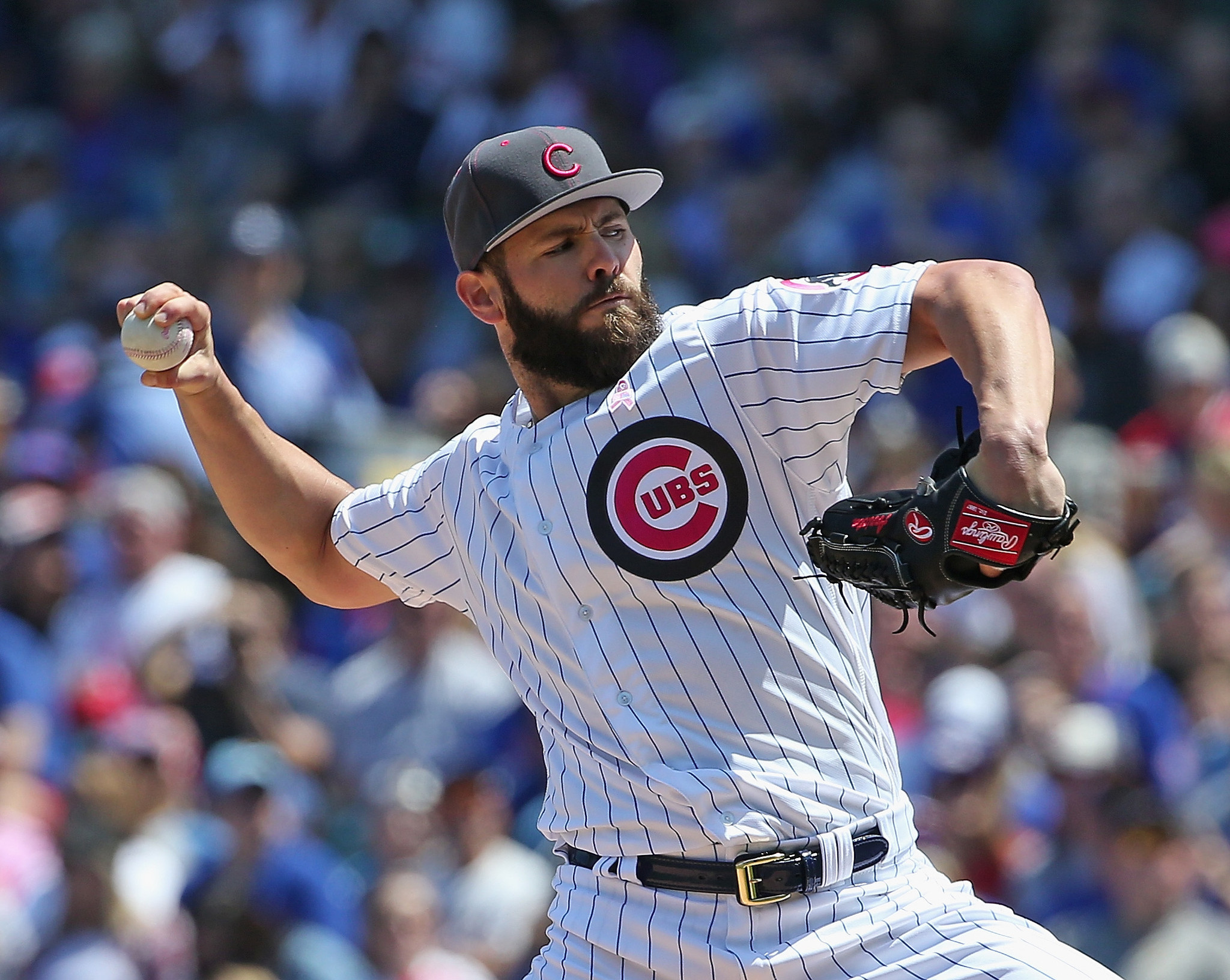 Jake Arrieta seeks win-win situation with Cubs - Chicago ...
