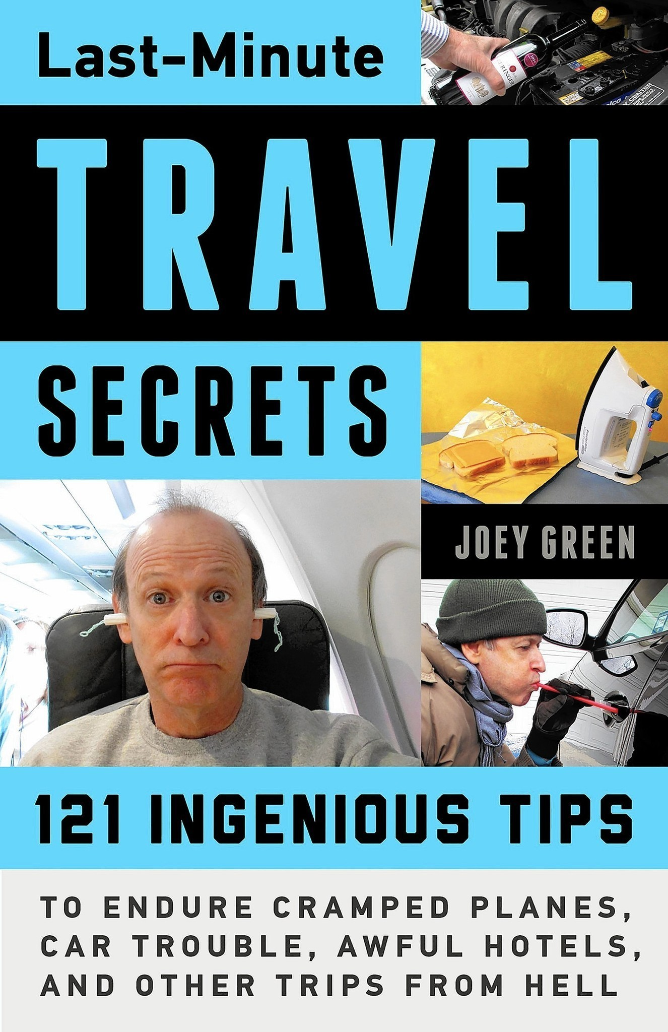 2 books dish out handy travel advice, top 10 tips for the big apple