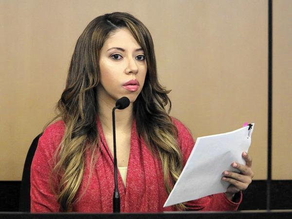 Reject Dalia Dippolito S Appeal Over Police Misconduct
