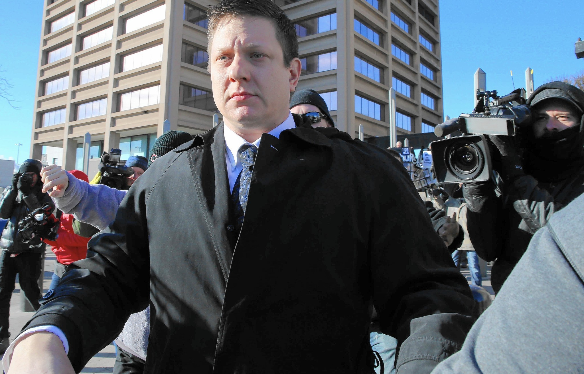 Officer In Laquan Mcdonald Killing Not The Monster