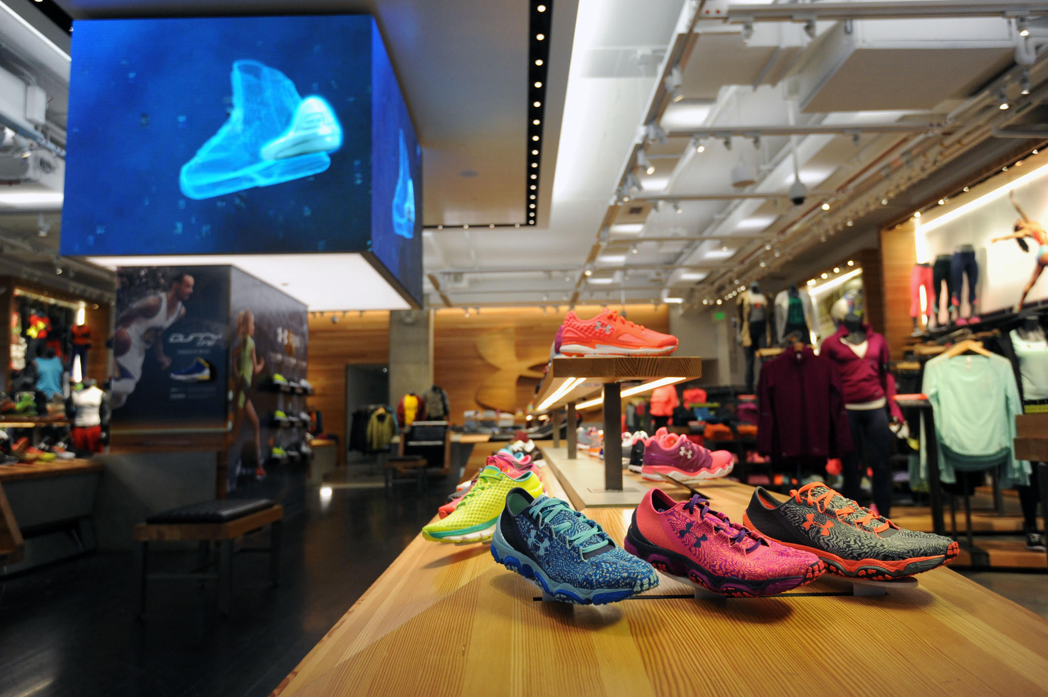 Under Armour Brand House Store Is Opening In Walt Disney