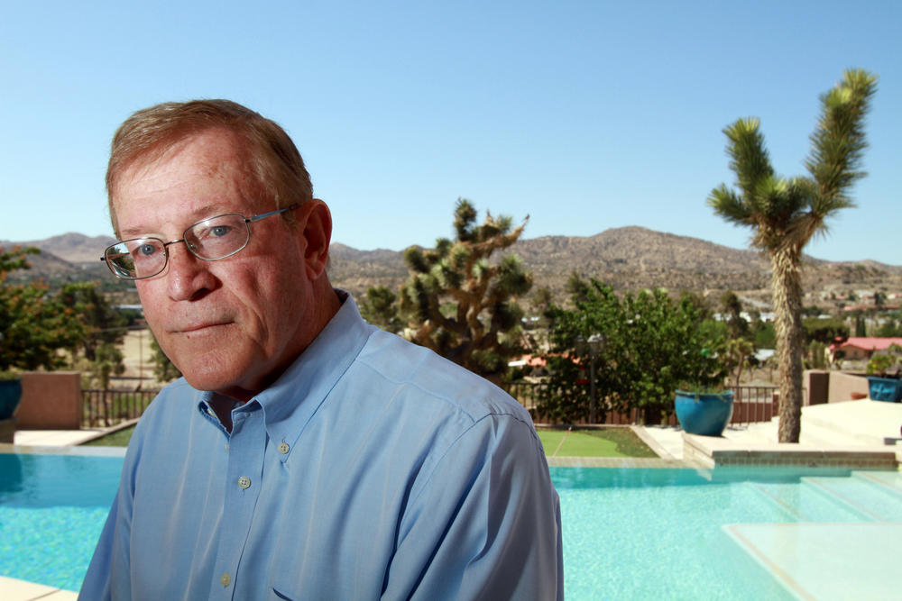 Rep. Paul Cook (Yucca Valley)