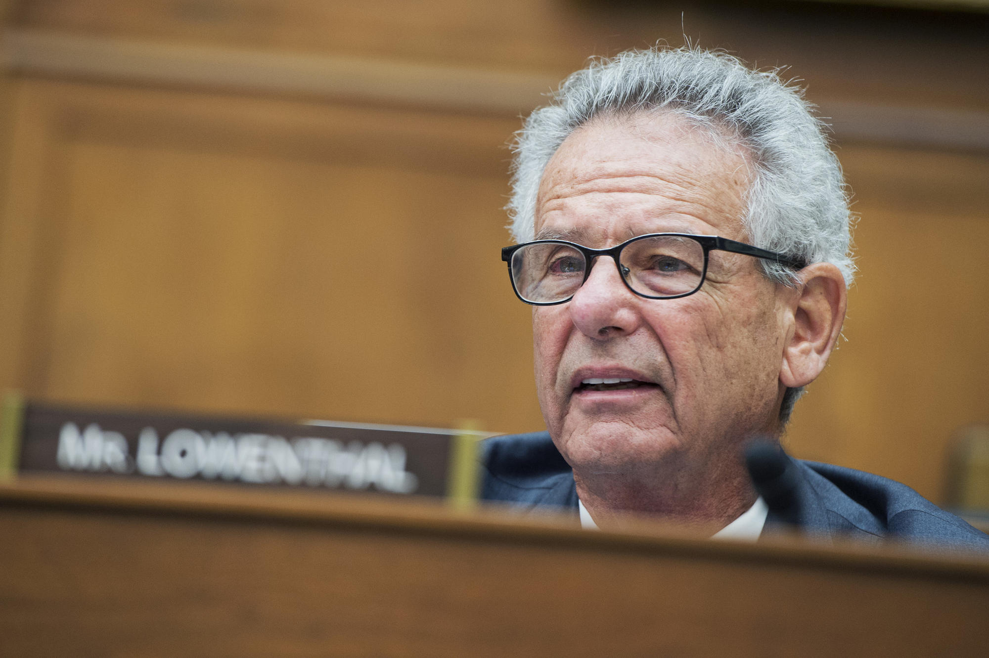 Rep. Alan Lowenthal (Long Beach)