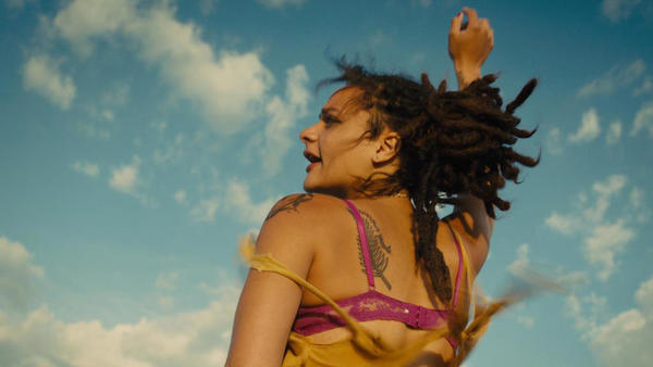"Sasha Lane in ""American Honey."" (Protagonist Pictures)"