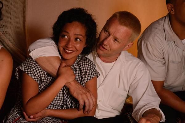 """Ruth Negga and Joel Edgerton in """"Loving."""" (Focus Features)"""