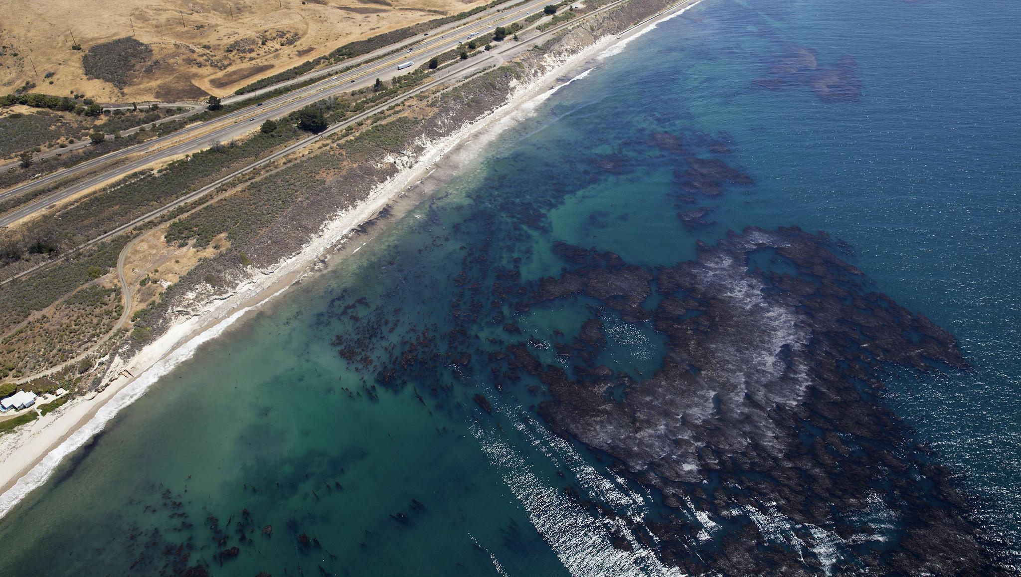 Pipeline Company Indicted In 2015 Santa Barbara County Oil
