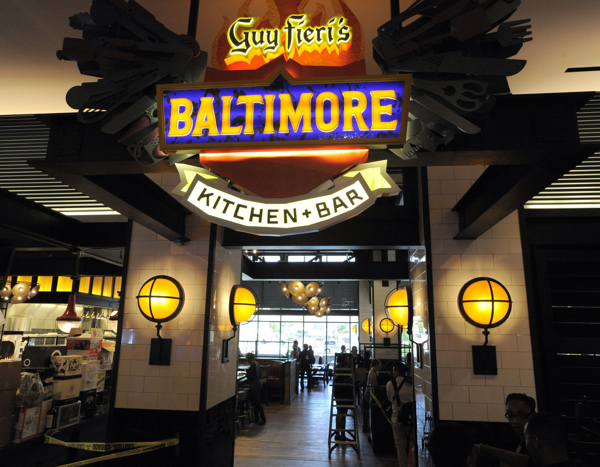 Guy Fieri Baltimore Kitchen And Bar