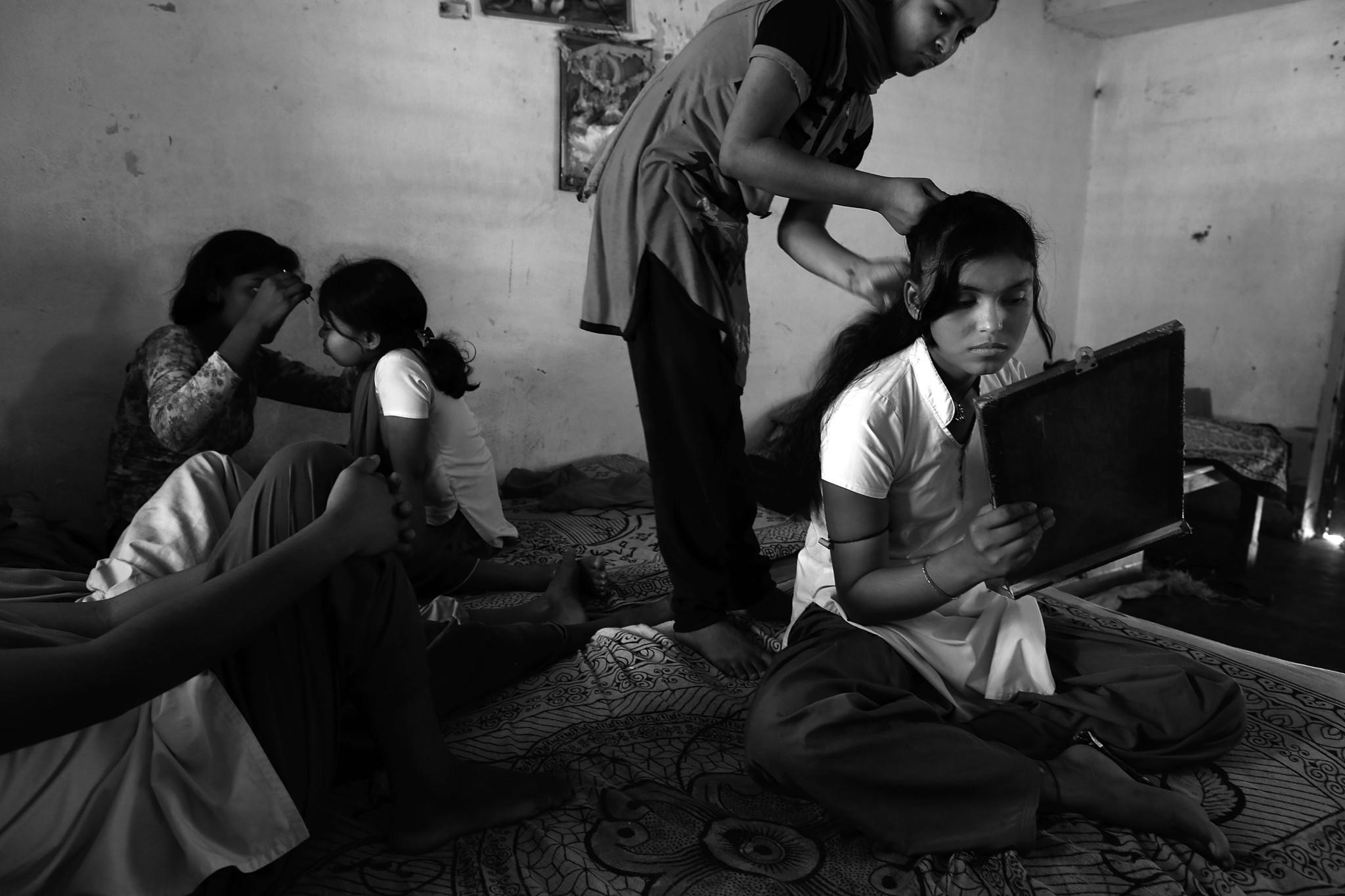 This school in India saves girls as young as 12 from the